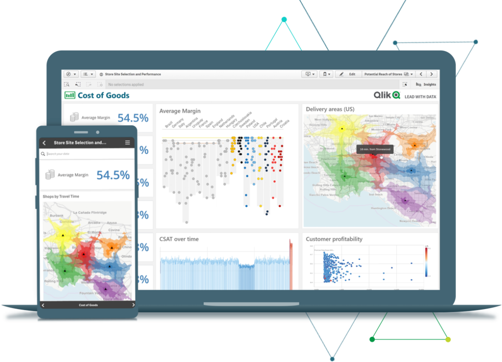 Data Analytics with Qlik Sense